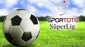 Spor Toto Süper Lig'de 31. hafta başlıyor!