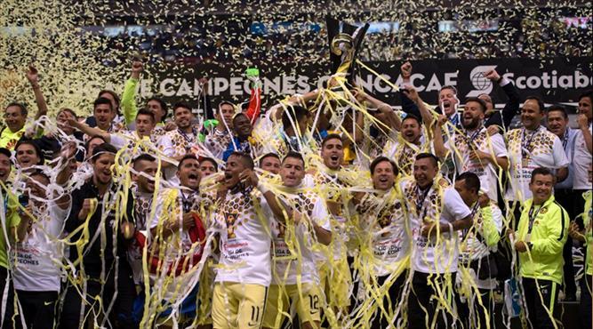 CONCACAF'ta zafer Club America'nın!