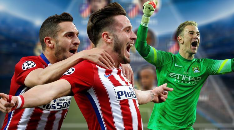 Devler Ligi'ne Atletico Madrid damgası! İşte haftanın 11'i