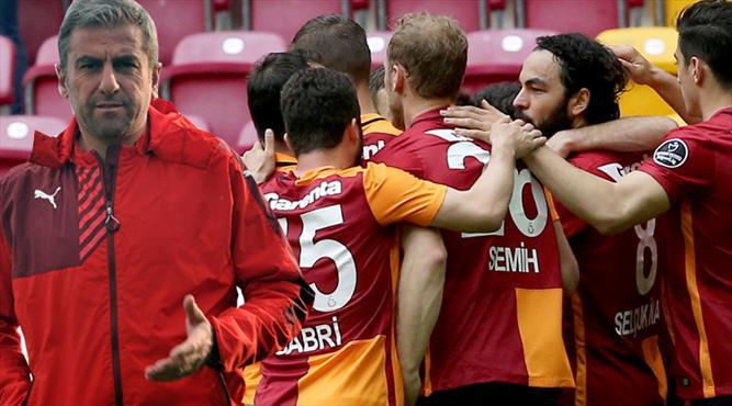Hamzaoğlu ile Galatasaray karşı karşıya