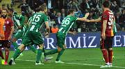 İşte Bursasporlu Sivok'un Galatasaray'a attığı gol!