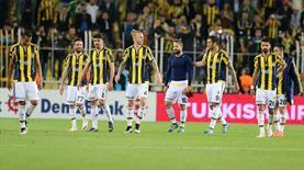 Fenerbahçe final için sahada