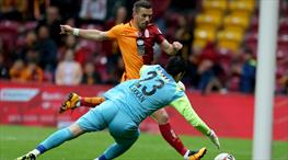 Galatasaray -  Çaykur Rizespor: 0-0