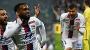 Lyon maça şovla başladı! 5 dakikada 2 gol!..