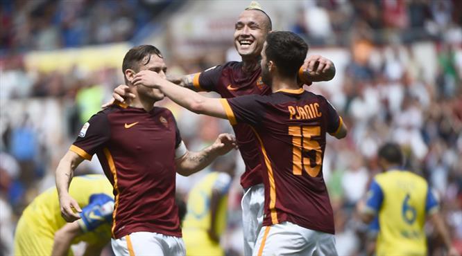 Francesco 'Benjamin Button' Totti! Şu asisti kaç futbolcu yapabilir ki...