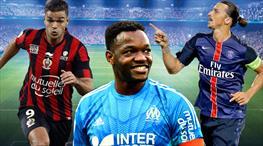 Ligue 1'e PSG damgası! İşte yılın 11'i...
