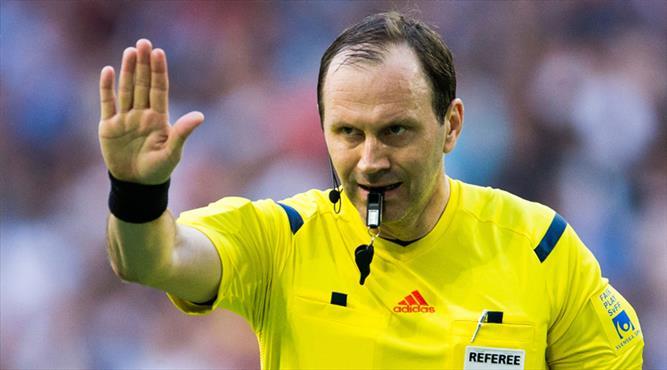 Avrupa Ligi finali Jonas Eriksson'un