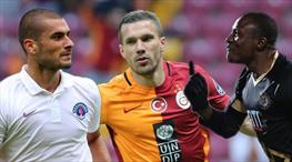 İşte Süper Lig'de son haftanın en iyi 11'i
