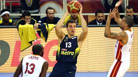 Devlerin serisi başlıyor: Fenerbahçe - Galatasaray Odeabank