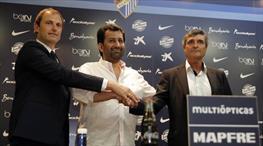 Malaga'da Juande Ramos dönemi!