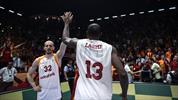 Galatasaray Odeabank-Fenerbahçe: 65-63