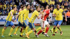 İsveç, Galler'e acımadı!