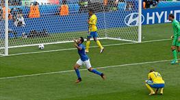 İtalyanlar Zlatan'ı bu golle yıktı!