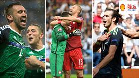 Sizce EURO 2016'da dün en yüksek performansı hangisi kimler sergiledi?