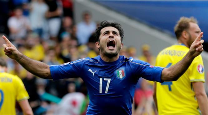 Söz İtalya'nın kahramınında!