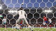 Yapmayın çocuklar.... İspanya golü buldu...