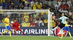 İşte Belçika'yı öne geçiren harika gol!