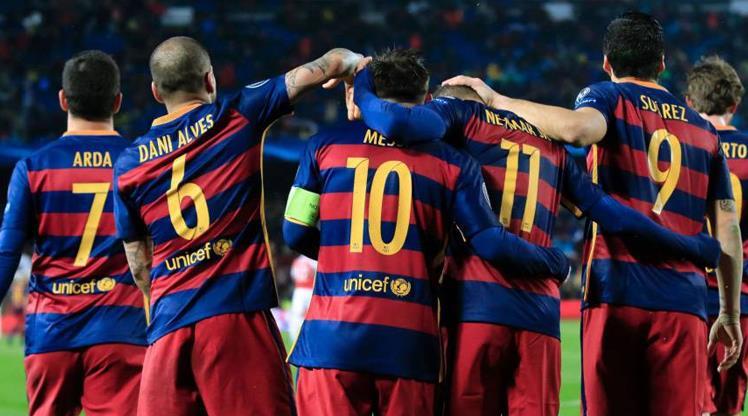 İşte Barça'nın gelecekteki yıldızları!
