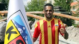 Mersin'in golcüsü Kayserispor'da!