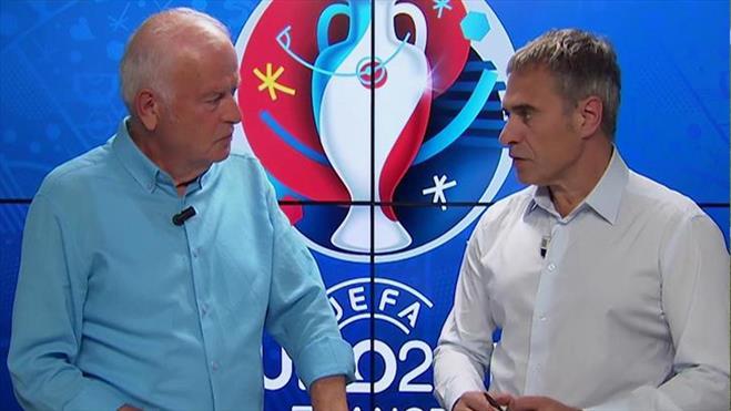 İşte Büyüka ve Yanal'a göre EURO 2016'nın en iyi 11'i