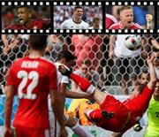 EURO 2016'da 108 gol sesi! Tıkla doya doya izle