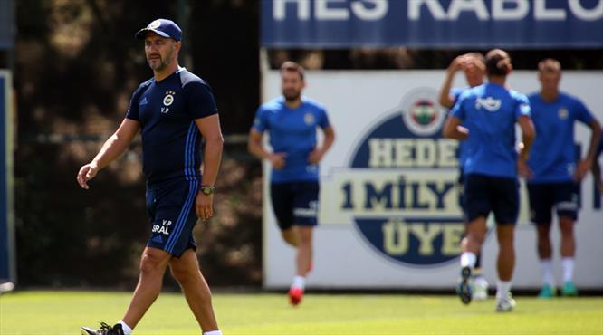 Fenerbahçe Monaco'ya hazırlanıyor