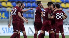 Trabzon plaka yaptı: 6-1