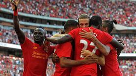 Liverpool Barça'ya kabusu yaşattı!.. (ÖZET)