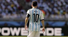 Lionel Messi, Arjantin Milli Takımı'na geri döndü