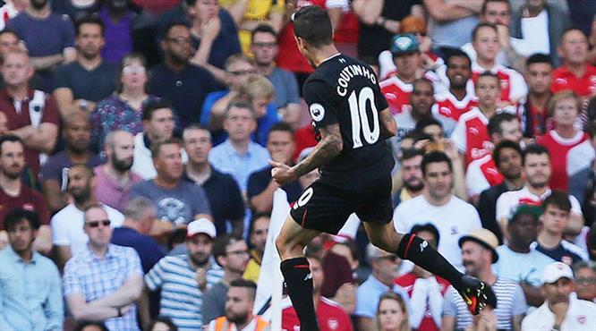 Nefes kesen açılış!.. Dev maçta Liverpool güldü!..