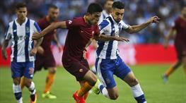 Roma kaçtı Porto yakaladı