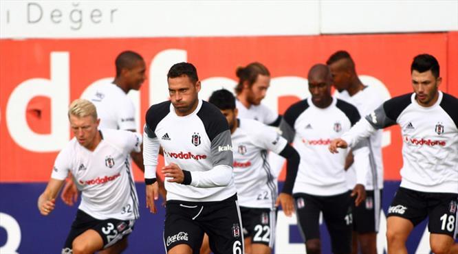Beşiktaş Konya'ya hazır!