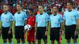 İşte Spor Toto Süper Lig'de 2. haftanın hakemleri