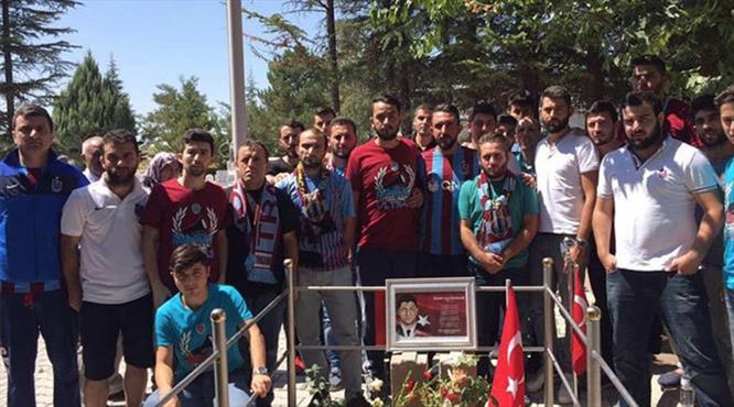 Trabzonspor'dan anlamlı ziyaret!