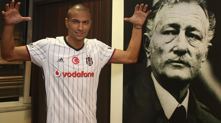 """""""Beşiktaş'a gelmek için çok çabaladım"""""""