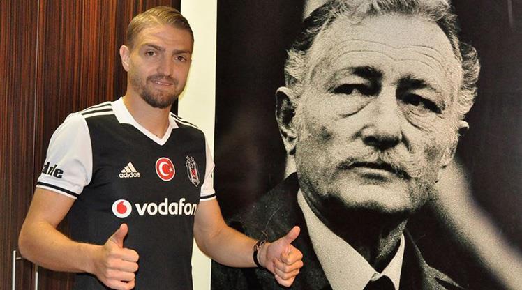 Caner Erkin: Beşiktaş'ta olduğum için çok mutluyum