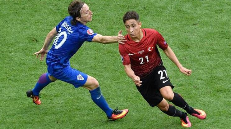 hırvatistan türkiye maçı
