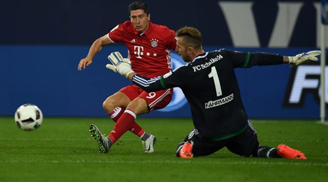Bayern hata yapmıyor