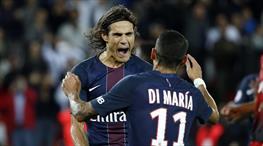PSG, Dijon'u üçledi (ÖZET)