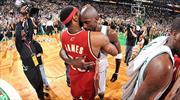 LeBron'dan Garnett'e: Teşekkürler...