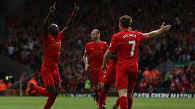 Liverpool 5. viteste (ÖZET)