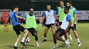 Antalya'da G.Saray hazırlıkları