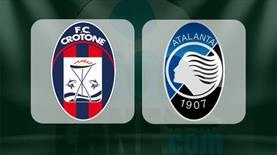 Crotone - Atalanta (CANLI)