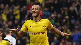 Bundesliga'nın en iyisi Aubameyang