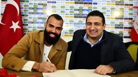Sandro Antalyaspor'da!