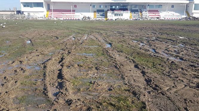 Ümraniyespor-Balıkesirspor maçı ertelendi