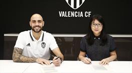 Zaza Valencia'da!