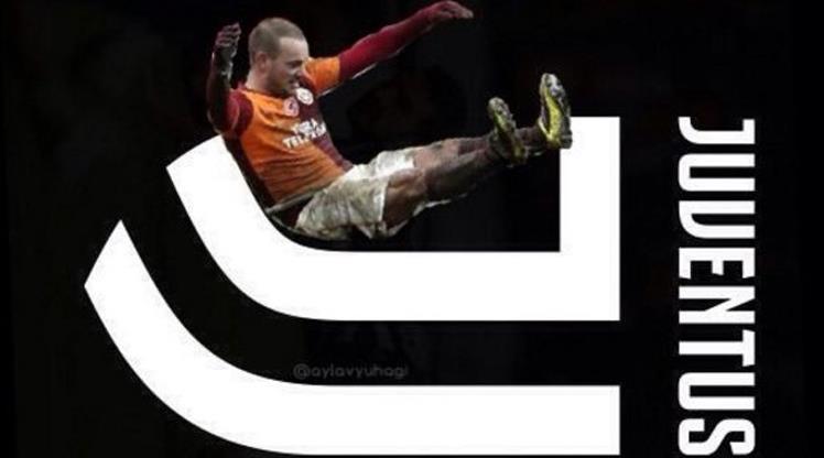 Juve'nin yeni logosu sosyal medyada olay oldu