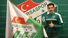 Stancu resmen Bursaspor'da
