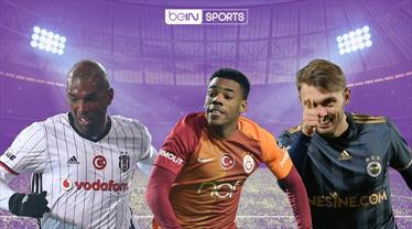 Süper Lig'de atılan tüm imzalar burada!